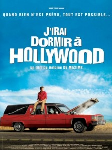 J'irai dormir à Hollywood affiche