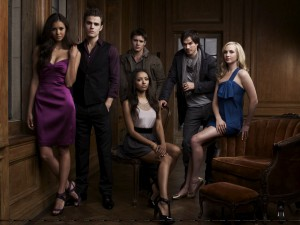 Vampire Diaries saison 1