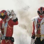 The Clash of the Red Rangers sentai power cross over