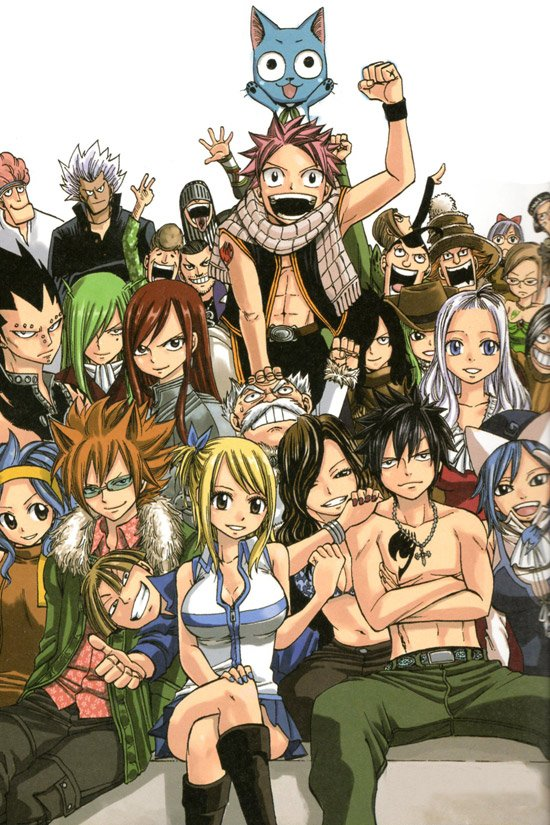fairy-tail-manga.-groupe