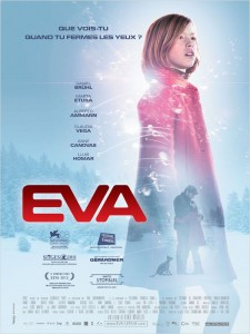 Affiche franaise du film &quot;EVA&quot;