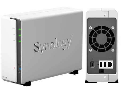 synology nas cloud
