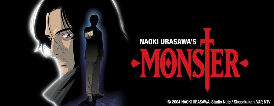 Vos mangas et nous. Naoki_urasawas_monster