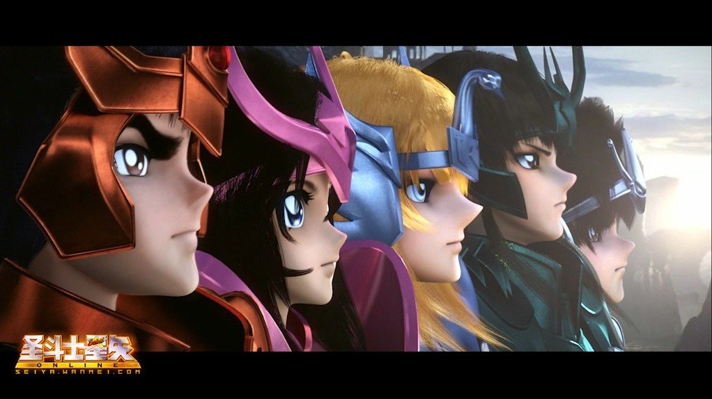 saint Seiya Online Screenshot