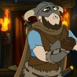 [Animation] Harry Partridge : The Elder Scrolls Adventures of Skyrim