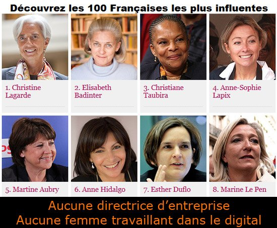 influenceuse