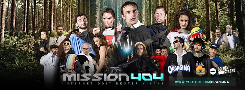 [Buzz] Mission 404