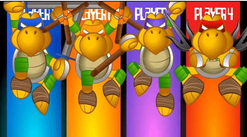 Fan vid o teenage mutant koopa troopas mario dans l 39 univers des tortues ninja a mon humble - Mechant tortues ninja ...