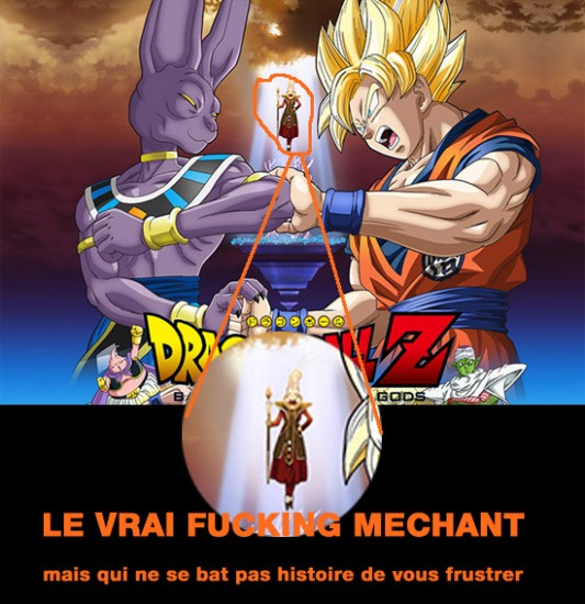 cin ma comment le dernier film dragon ball aurait pu tre bon au lieu d 39 tre une bouse inf me. Black Bedroom Furniture Sets. Home Design Ideas