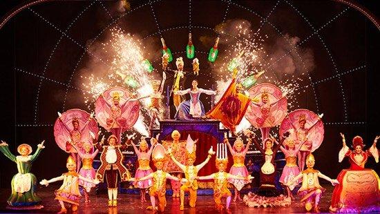 Spectacle La Belle Et La B 234 Te La Com 233 Die Musicale Made