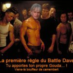 Le truc improbable : Battle Dave !