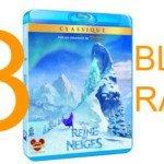 [Concours] Gagnez le Blu Ray du films Disney : Frozen – La Reine des neiges