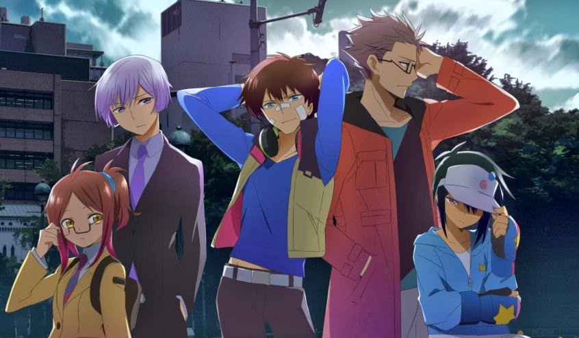 Hamatora Nice Wallpaper [Manga / Anime] Hamato...