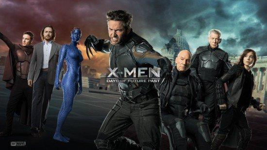 X Men Days Of Future Past Wallpaper: [Cinéma] X-Men : Days Of Future Past : Retour Vers Le