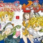 [Manga] Seven Deadly Sins – Un bon shonen à l'ancienne