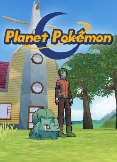Jeu MMO planet pokemon
