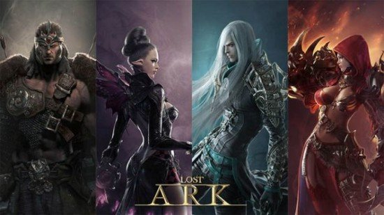 Lost ark game diablo like tripod[1]