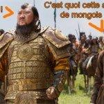 [Série TV] Marco Polo… et les Mongols qui font du Kung fu contre les putes chinoises