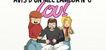 Avis D'un Mec Lambda : Lou ! Journal infime
