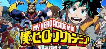 [Manga] My hero academia – un Shonen classique entre Reborn et One Punch Man