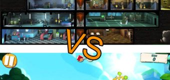 [Jeux mobiles] Angry Birds 2 & Fallout Shelter, que valent-ils ?