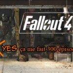 Fallout 4 va faire la joie des youtubers qui font du Let's Play