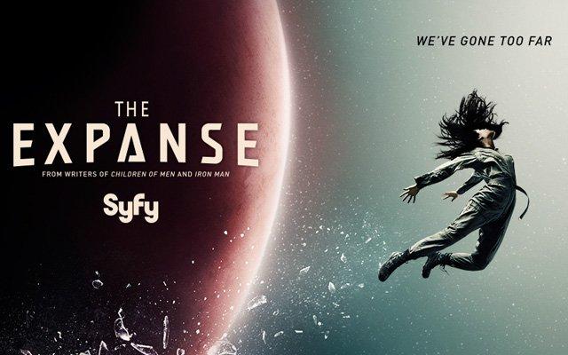 the exanse serie tv syfy