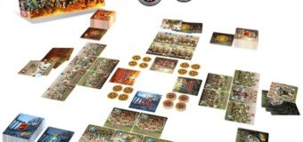 Le jeu de carte Kharnage arrive sur Kickstarter… YEAAAHHHHH