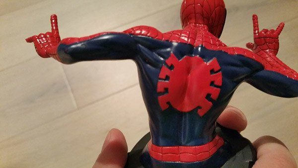 Buste-marvel-altaya-spiderman-2