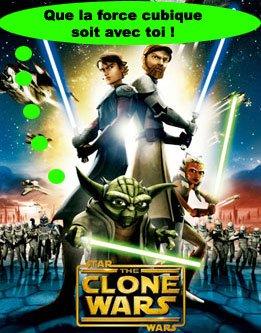 Clone Wars, Star wars version... moche