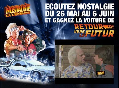 Retour vers le futur avec Nostalgie #2