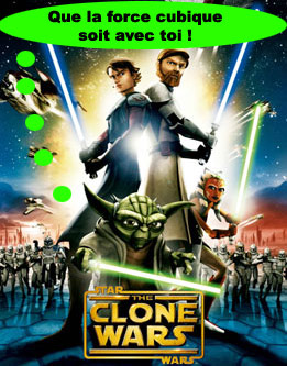 Clone Wars, Star wars version… moche