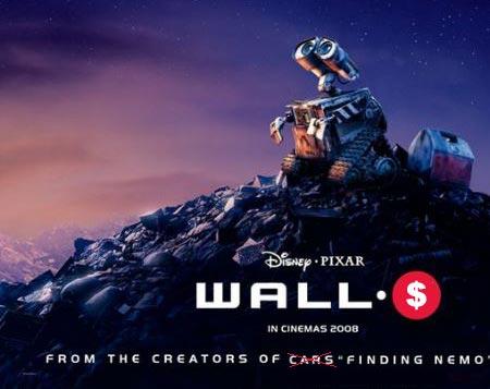 Wall-E, le nouveau chef d'oeuvre de Pixar