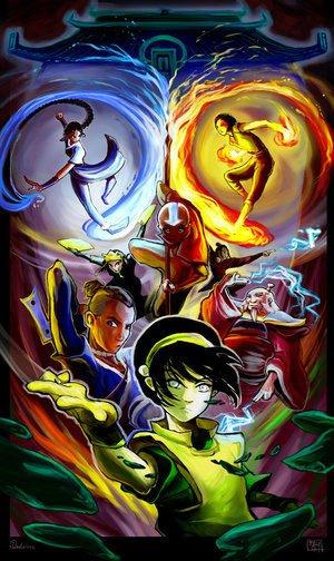 Avatar : la seule série à pouvoir concurrencer les animés japonais #2