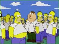 La guerre des dessins animés (Simpsons VS Family Guy VS SouthPark) #2