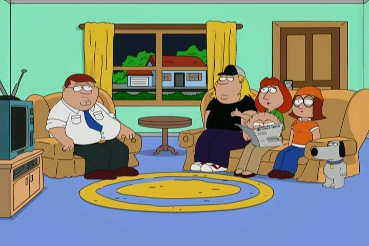 La guerre des dessins animés (Simpsons VS Family Guy VS SouthPark) #4