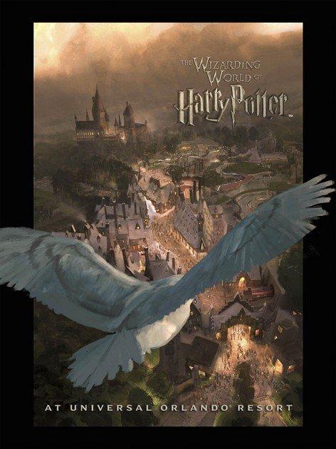 Un parc d'attraction pour Harry Potter