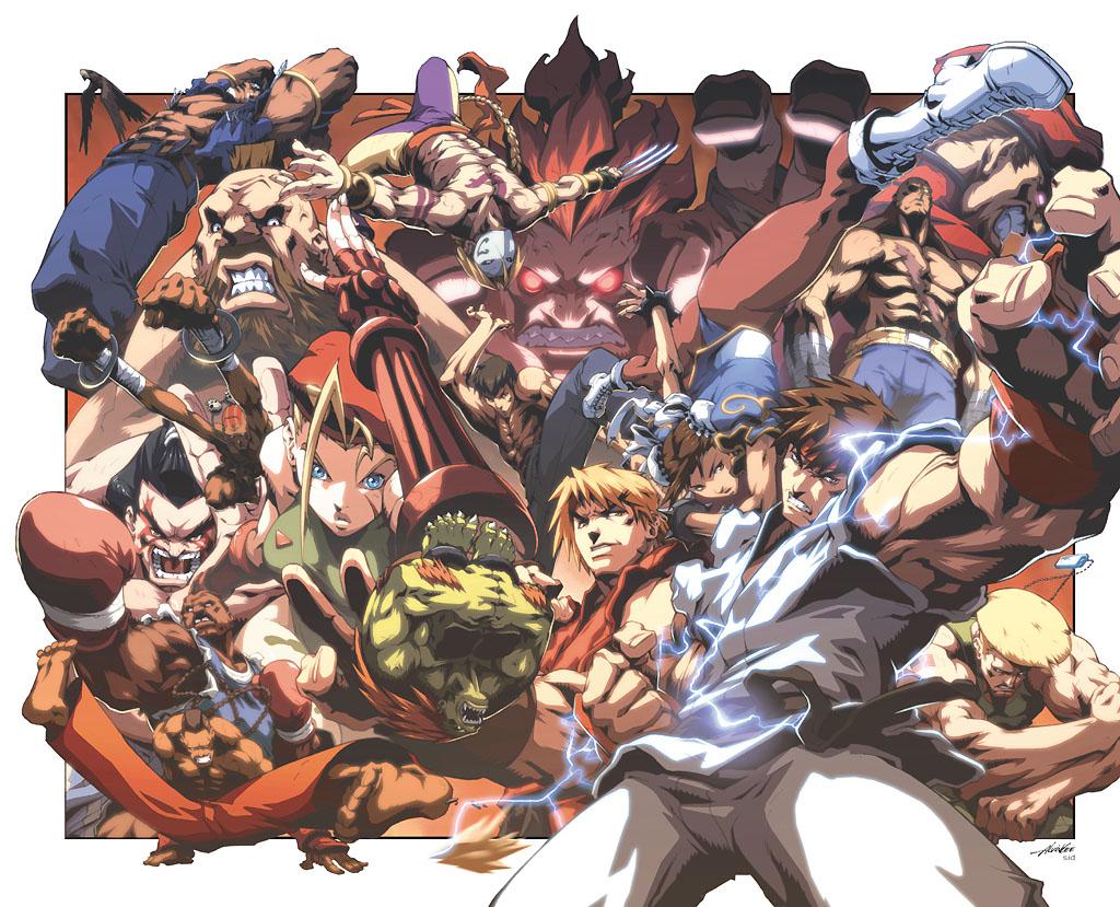 Street Fighter RPG, dynamisme et bourrinisme