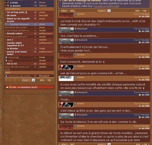Hordes : enfin un vrai jeu-web avec Roleplay ? #2