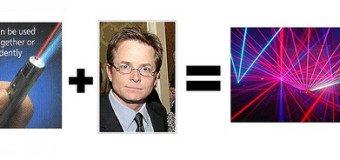 Peut-on rire de tout : Parkinson et Michael J Fox