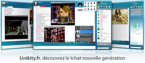 Unikity : Le chat web 2.0