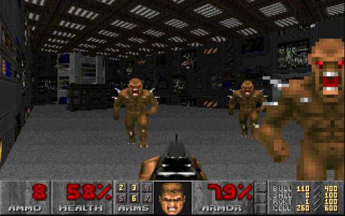 Doom 1 Flash