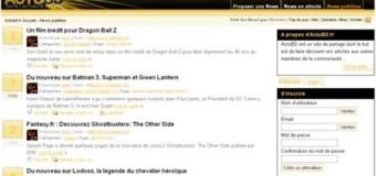 Top ActuBD de la semaine 03/11/08