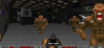 Doom 1 en flash