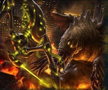 Monsterpocalypse : un jeu de société avec tous les monstres de la pop culture #4