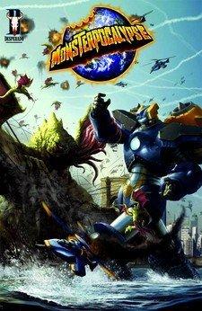 Monsterpocalypse : un jeu de société avec tous les monstres de la pop culture #16