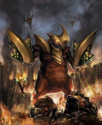 Monsterpocalypse : un jeu de société avec tous les monstres de la pop culture #13