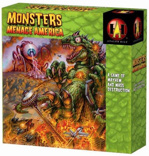 Monsterpocalypse : un jeu de société avec tous les monstres de la pop culture #19