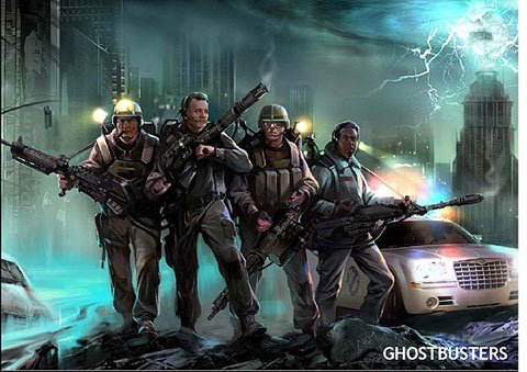 Dossier AMHA #8 : Ghostbusters : who you gonna call in 2009 ? #2