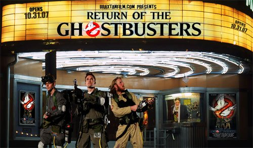 Dossier AMHA #8 : Ghostbusters : who you gonna call in 2009 ? #3